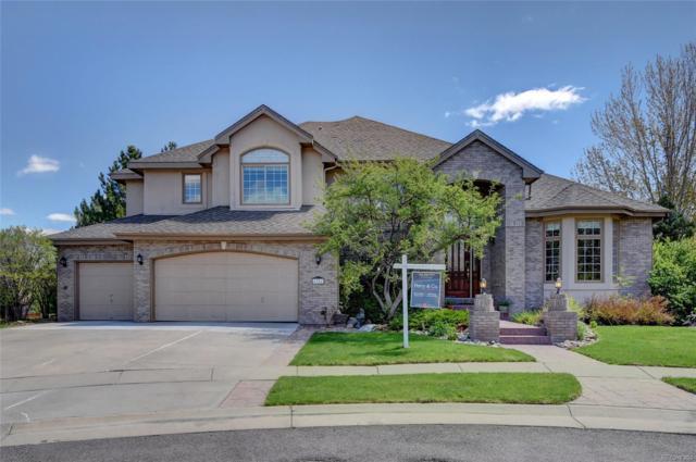 5351 W Dorado Place, Littleton, CO 80123 (#2136661) :: The HomeSmiths Team - Keller Williams