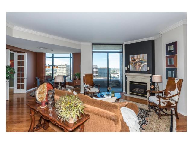 8100 E Union Avenue #1906, Denver, CO 80237 (MLS #2146332) :: 8z Real Estate