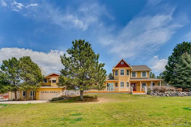 188 Peak View Place, Parker, CO 80138 (#2150932) :: Bring Home Denver with Keller Williams Downtown Realty LLC