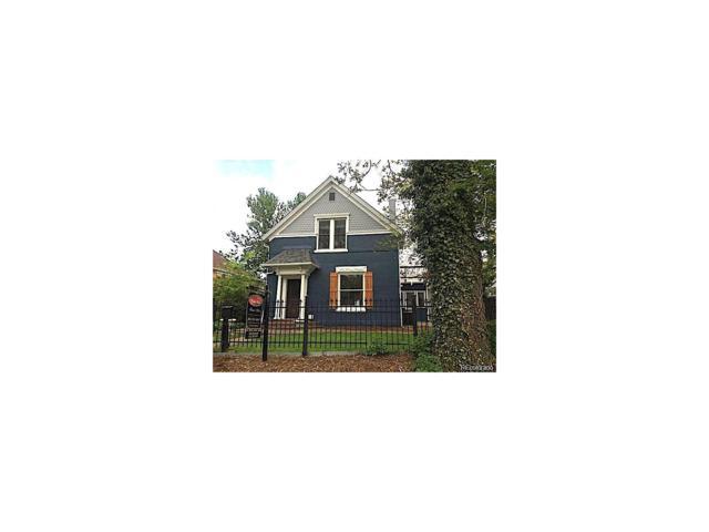 270 S Clarkson Street, Denver, CO 80209 (MLS #2164708) :: 8z Real Estate