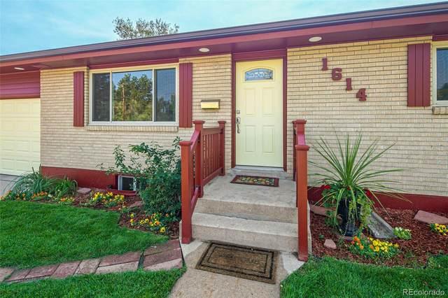 1614 25th Street, Greeley, CO 80631 (MLS #2170546) :: 8z Real Estate