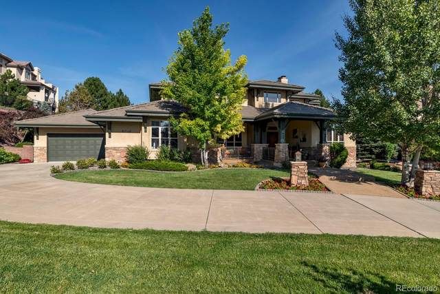 8746 Crooked Stick Place, Lone Tree, CO 80124 (#2179695) :: The HomeSmiths Team - Keller Williams