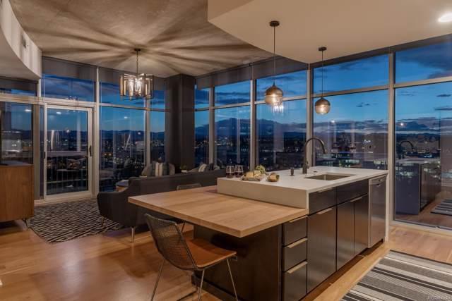 1700 Bassett Street #1006, Denver, CO 80202 (MLS #2198298) :: 8z Real Estate