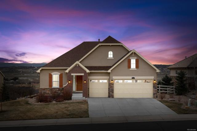 3655 Eveningglow Way, Castle Rock, CO 80104 (MLS #2245437) :: 8z Real Estate