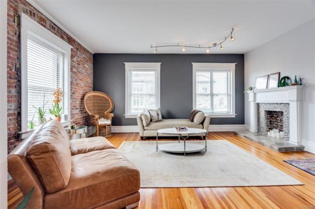 1210 E Colfax Avenue #303, Denver, CO 80218 (#2267054) :: Wisdom Real Estate