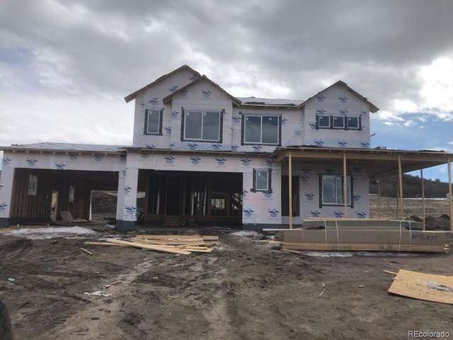 4076 Pleasant View Drive, Castle Rock, CO 80108 (MLS #2269346) :: 8z Real Estate
