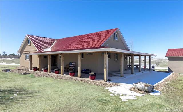 20631 County Road 149, Matheson, CO 80830 (MLS #2278056) :: The Sam Biller Home Team