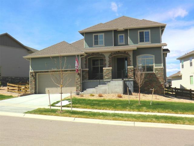 11957 S Stroll Lane, Parker, CO 80138 (#2291412) :: The Griffith Home Team