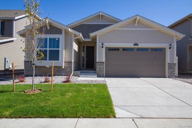 15930 Red Bud Drive, Parker, CO 80134 (#2310420) :: The DeGrood Team