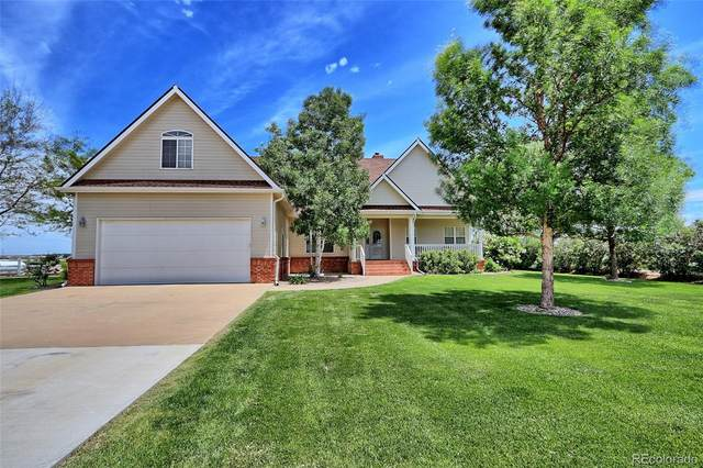 20309 County Road 74, Eaton, CO 80615 (#2375175) :: iHomes Colorado
