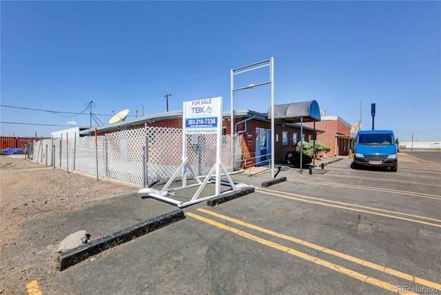 3925 Oneida Street, Denver, CO 80207 (#2448799) :: Mile High Luxury Real Estate