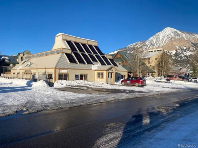 619 Gothic Avenue #1, Crested Butte, CO 81224 (#2471208) :: The DeGrood Team