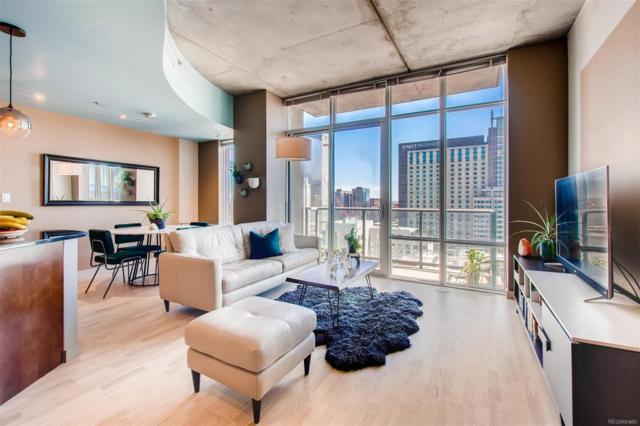 891 14th Street #2711, Denver, CO 80202 (MLS #2532053) :: 8z Real Estate