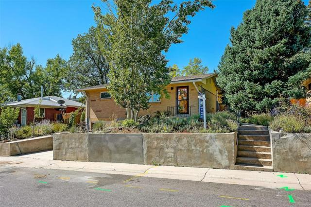 312 East Street, Golden, CO 80403 (#2583801) :: The Peak Properties Group