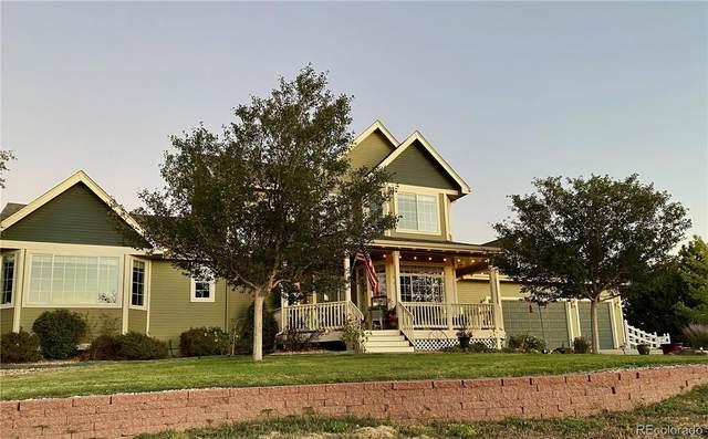 41423 Golden Field Circle, Parker, CO 80138 (MLS #2592031) :: Neuhaus Real Estate, Inc.