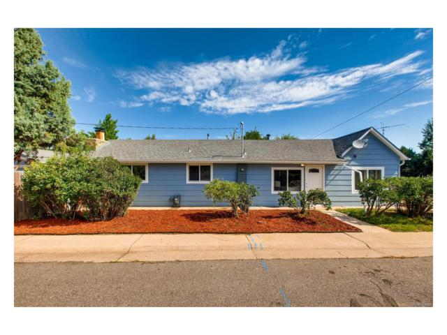 4395 S Clarkson Street, Englewood, CO 80113 (MLS #2609575) :: 8z Real Estate