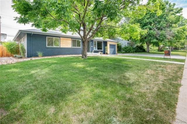 4321 E Harvard Avenue, Denver, CO 80222 (MLS #2628904) :: 8z Real Estate