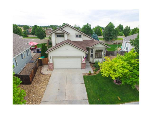 5188 Territorial Street, Parker, CO 80134 (MLS #2636363) :: 8z Real Estate