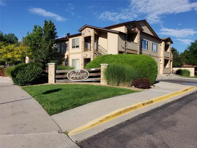 4747 S Balsam Way #201, Littleton, CO 80123 (MLS #2650252) :: 8z Real Estate