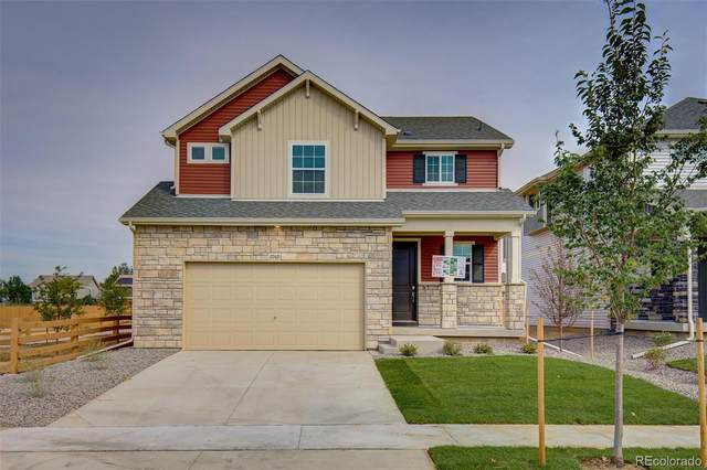 17269 E 103rd Place, Commerce City, CO 80022 (MLS #2676350) :: 8z Real Estate
