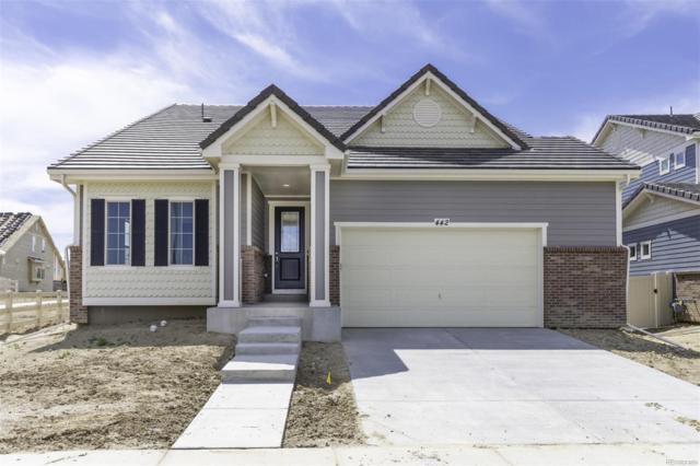 442 Highlands Circle, Erie, CO 80516 (MLS #2733259) :: 8z Real Estate