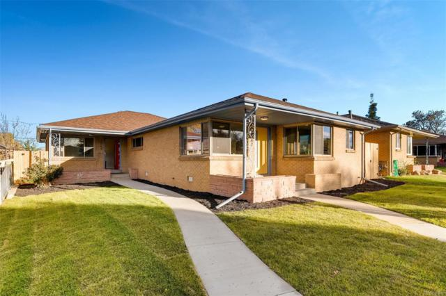 3244 Ivy, Denver, CO 80207 (MLS #2772799) :: 8z Real Estate