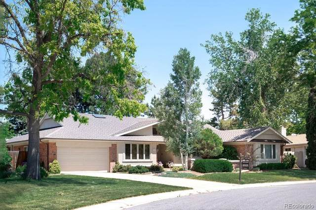 2525 E Alameda Circle, Denver, CO 80209 (#2798239) :: Chateaux Realty Group