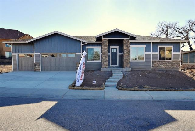 533 Deer Meadow Drive, Loveland, CO 80537 (#2820988) :: The City and Mountains Group