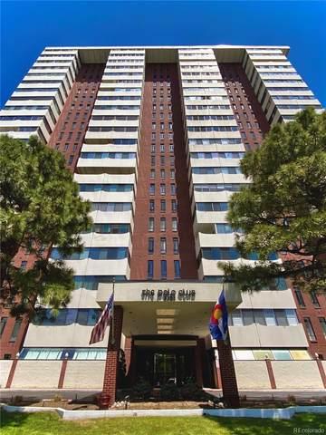 3131 E Alameda Avenue #901, Denver, CO 80209 (#2827737) :: Compass Colorado Realty
