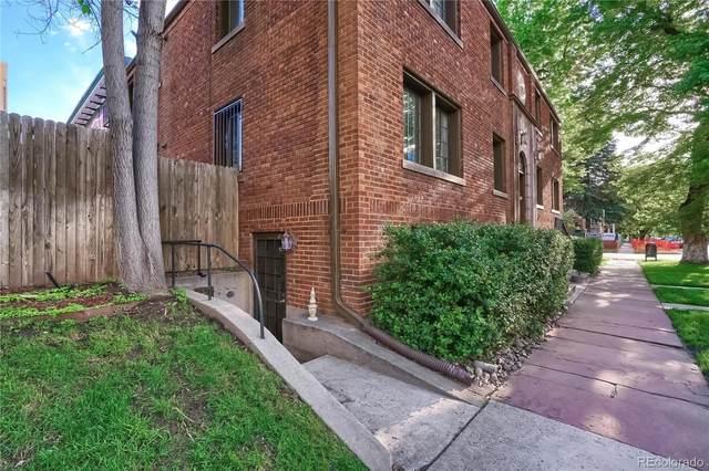 1710 E 14th Avenue #5, Denver, CO 80218 (#2869766) :: The Griffith Home Team