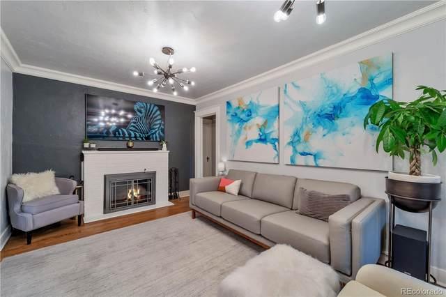 1058 Newport Street, Denver, CO 80220 (#2899690) :: Kimberly Austin Properties