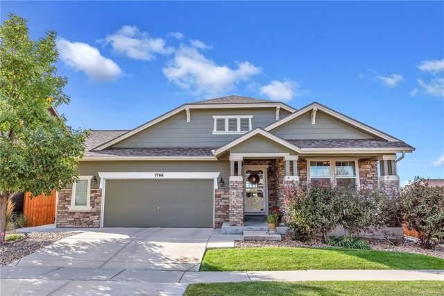7766 E 135th Avenue, Thornton, CO 80602 (MLS #2921307) :: 8z Real Estate