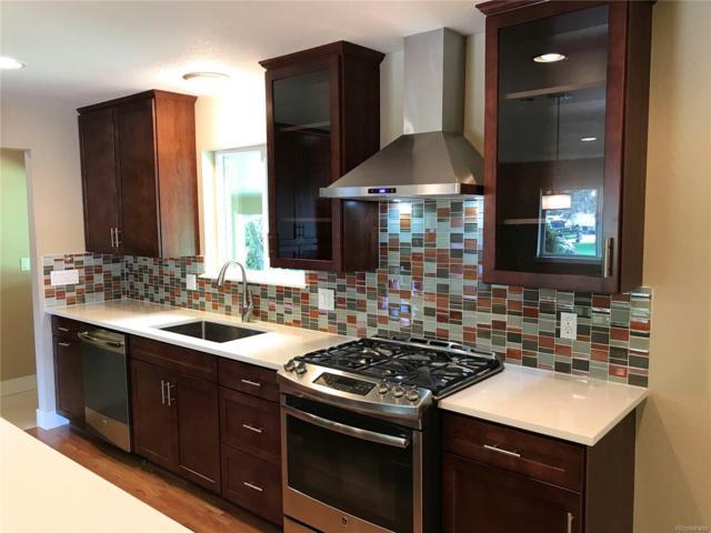 5857 S Sherman Way, Centennial, CO 80121 (MLS #2932035) :: 8z Real Estate