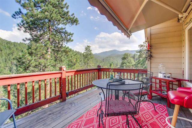 3044 High Road, Evergreen, CO 80439 (MLS #2950634) :: 8z Real Estate
