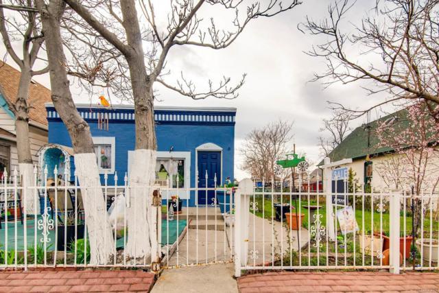 241 Galapago Street, Denver, CO 80223 (#3017317) :: The Peak Properties Group