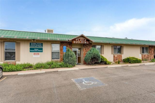 7519 E State Highway 86, Franktown, CO 80116 (#3020354) :: Wisdom Real Estate