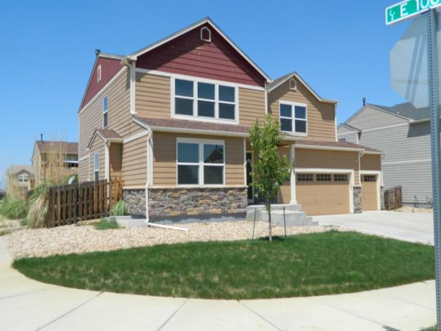10003 Fairplay Street, Commerce City, CO 80022 (#3024285) :: The Galo Garrido Group