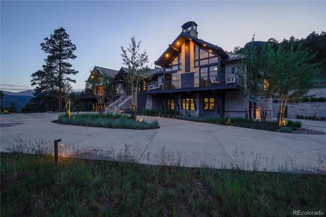 561 Crystal Ridge Road, Evergreen, CO 80439 (#3025344) :: iHomes Colorado