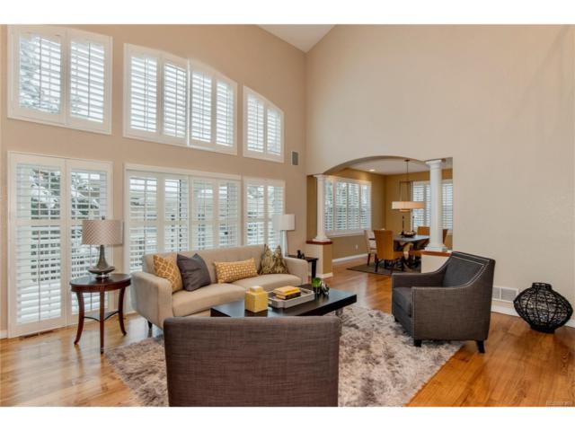 4545 S Monaco Street #343, Denver, CO 80237 (MLS #3049951) :: 8z Real Estate