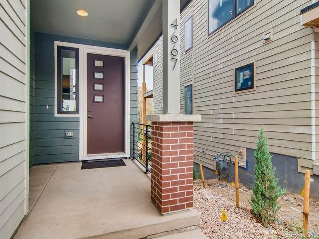 4667 W 50th Place 8W, Denver, CO 80212 (#3077860) :: The DeGrood Team