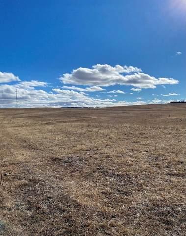 9662 Highway 86, Kiowa, CO 80117 (#3115152) :: The DeGrood Team