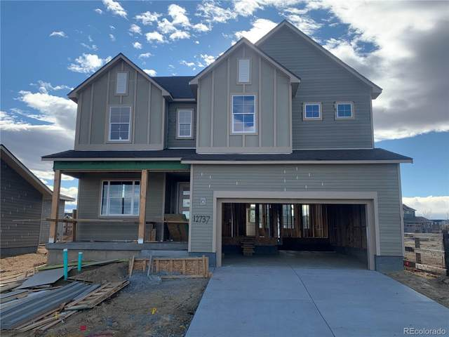 12737 Canoe Street, Firestone, CO 80504 (#3197810) :: The Dixon Group