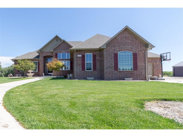 34701 E 156th Court, Hudson, CO 80642 (MLS #3246563) :: 8z Real Estate