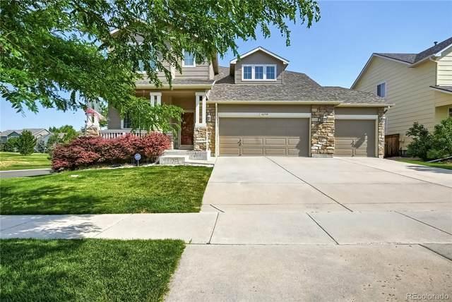 16709 E Fire Fly Avenue, Parker, CO 80134 (MLS #3275400) :: The Sam Biller Home Team