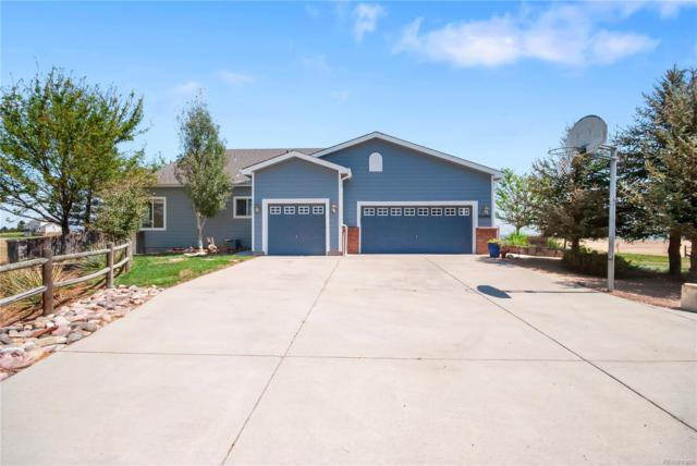 16496 Beebe Draw Farms Parkway, Platteville, CO 80651 (#3307766) :: The DeGrood Team