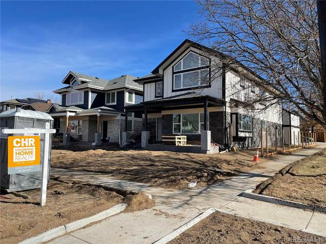 3100 N Vine Street, Denver, CO 80205 (#3328751) :: The Griffith Home Team