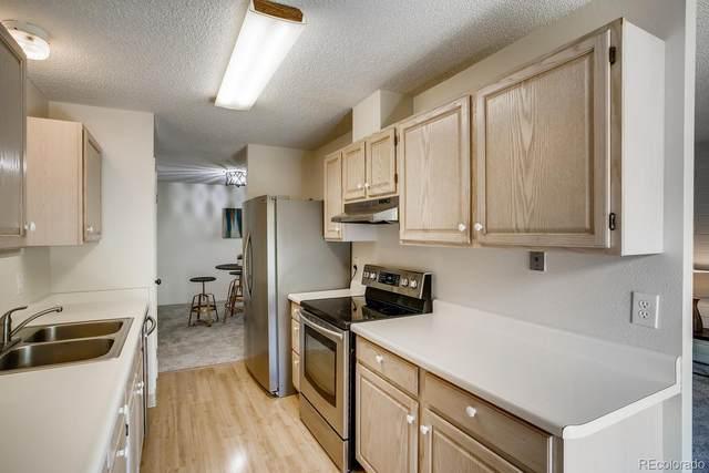 2880 S Locust Street S407, Denver, CO 80222 (#3345050) :: Bring Home Denver with Keller Williams Downtown Realty LLC
