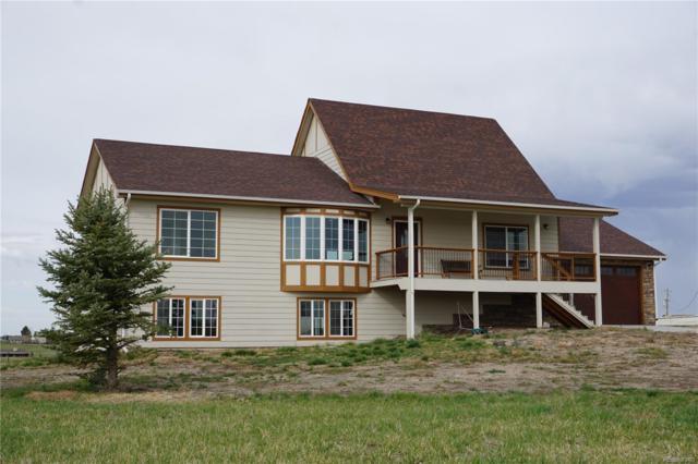 1213 Pawnee Parkway, Elizabeth, CO 80107 (MLS #3410774) :: 8z Real Estate