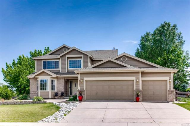 16700 W 60th Drive, Arvada, CO 80403 (#3417355) :: The Galo Garrido Group