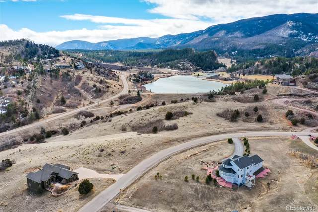 5346 Country Club Drive, Larkspur, CO 80118 (#3482634) :: Keller Williams Action Realty LLC